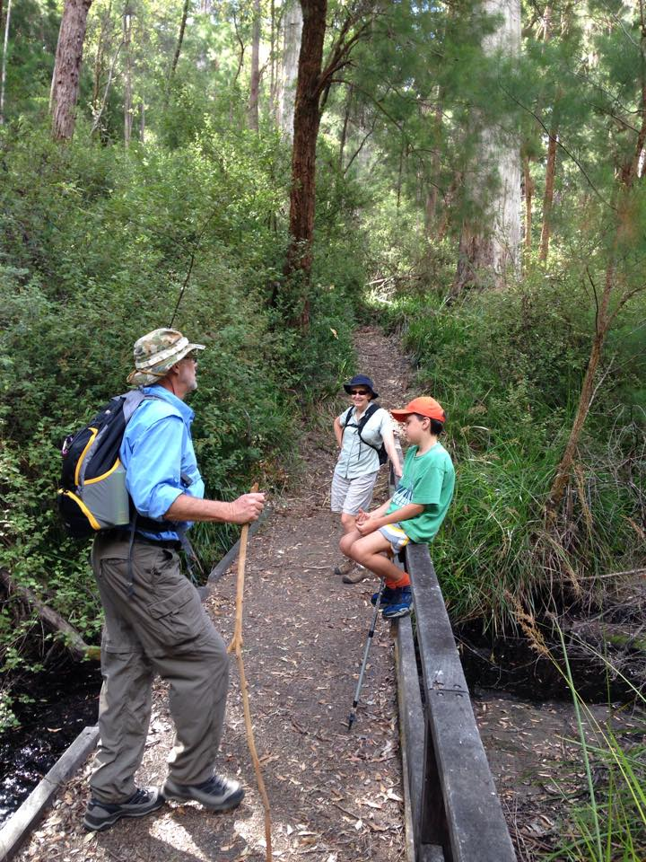 bushwalk walpole