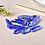 Thumbnail: 50g Electroplated Colourful Crystal Wand