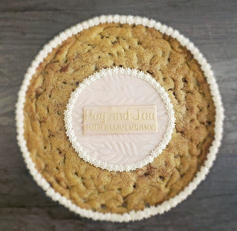 Big Cookie Cake