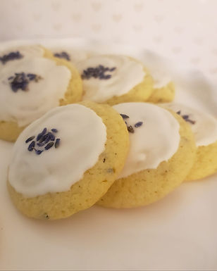 Tea Love Lavender Cookie