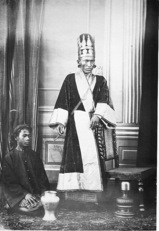BURMAH - Jackson, Minister in Court Dress and Servant_edited.JPG