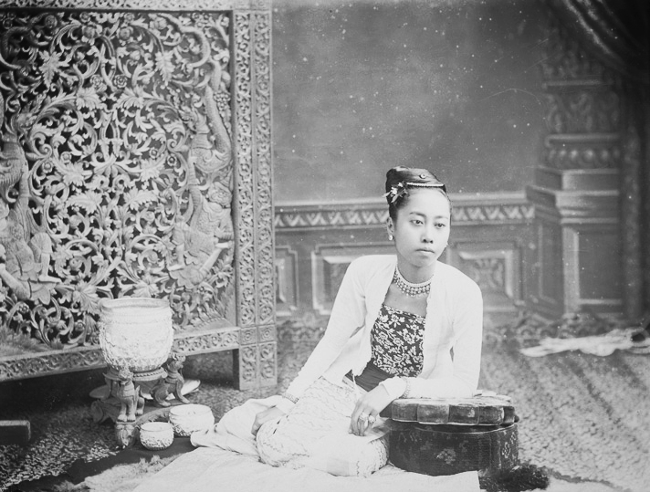Burmese Lady in Traditional Costume - 1890's_edited.jpg