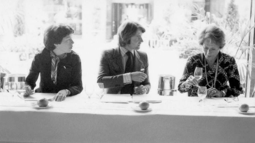 Steven Spurrier conduz o Julgamento de Paris em 1976
