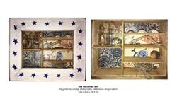 Silvi Debernardi Art_Sea Treasure Box