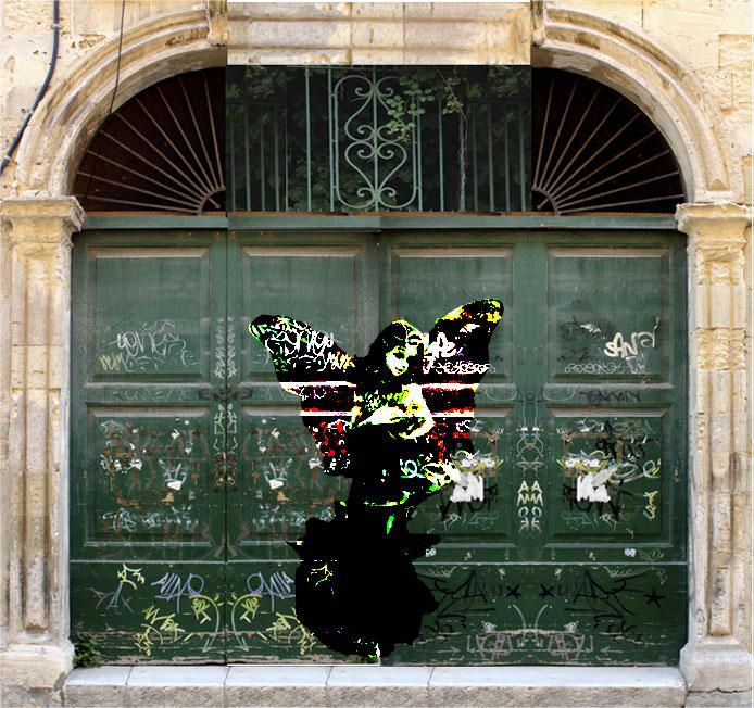 Front Door (Spring)