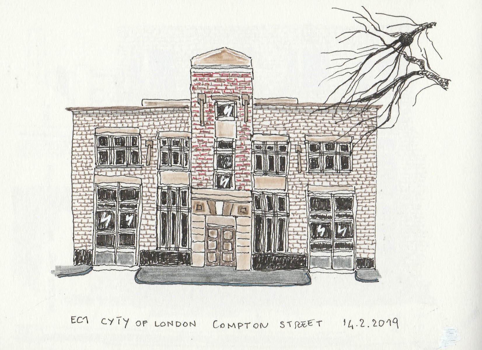 Compton Street  EC1