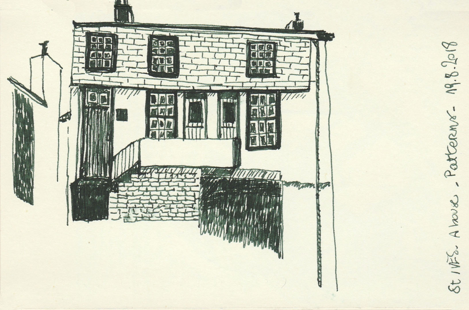 St Ives cottage