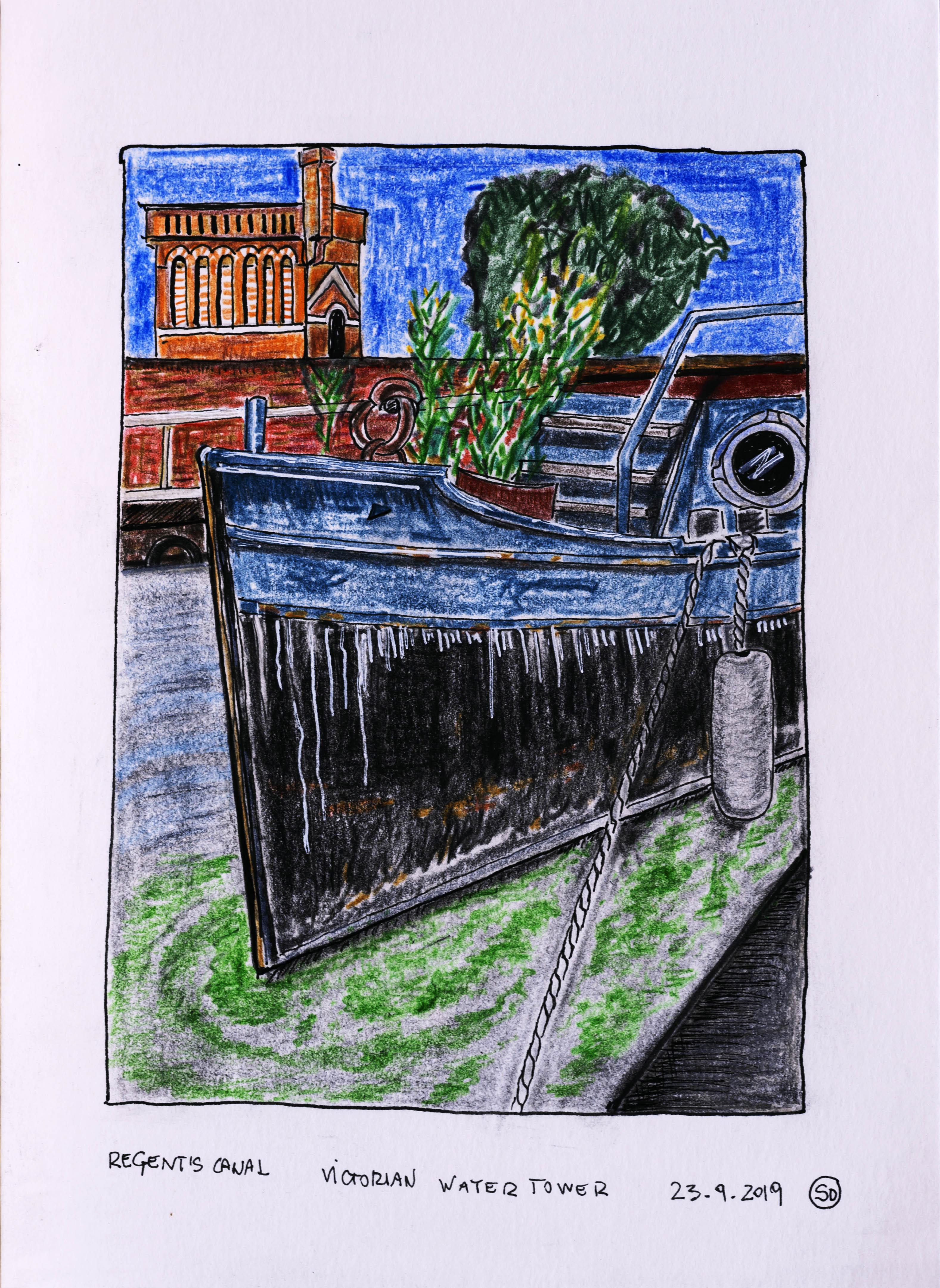London Regents Canal