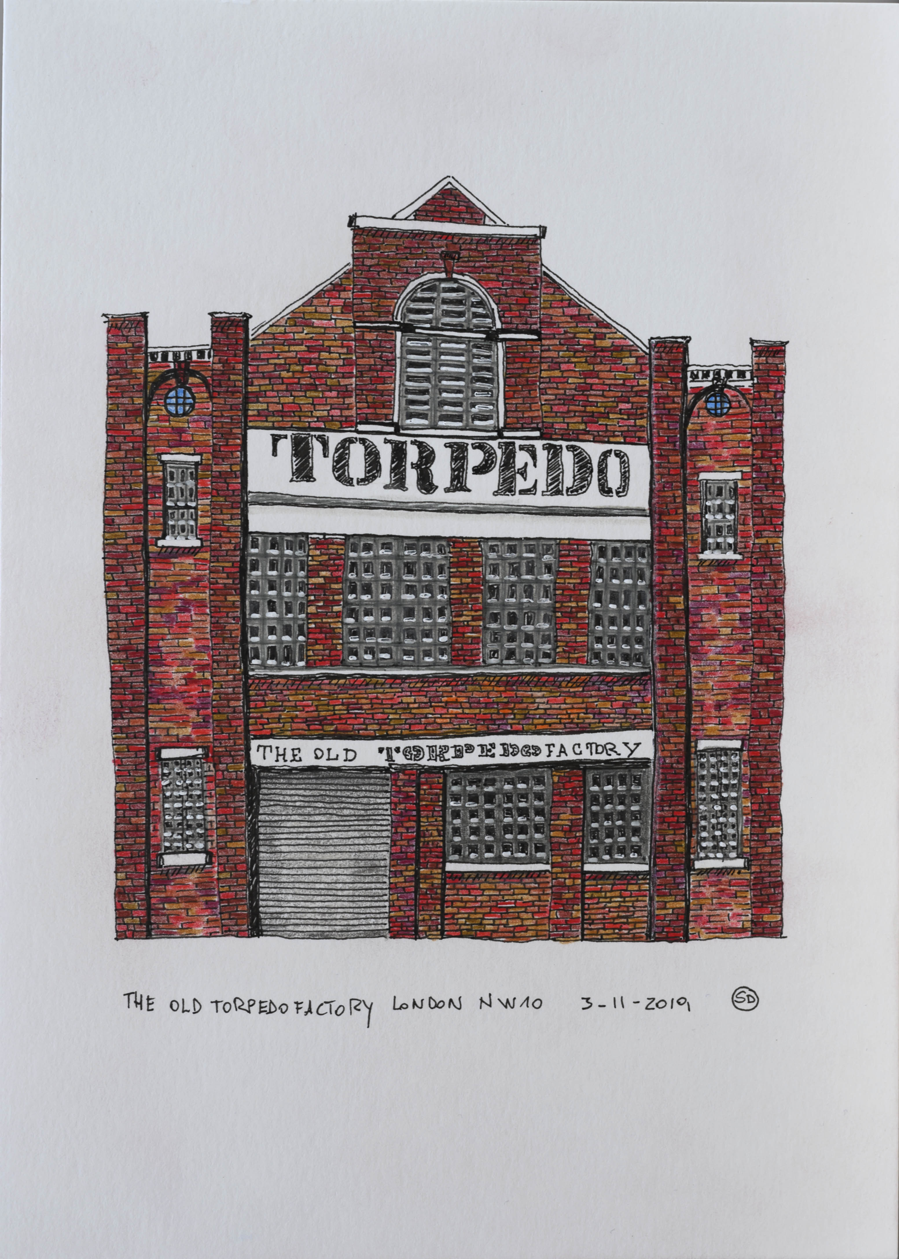 The Old Torpedo Factory