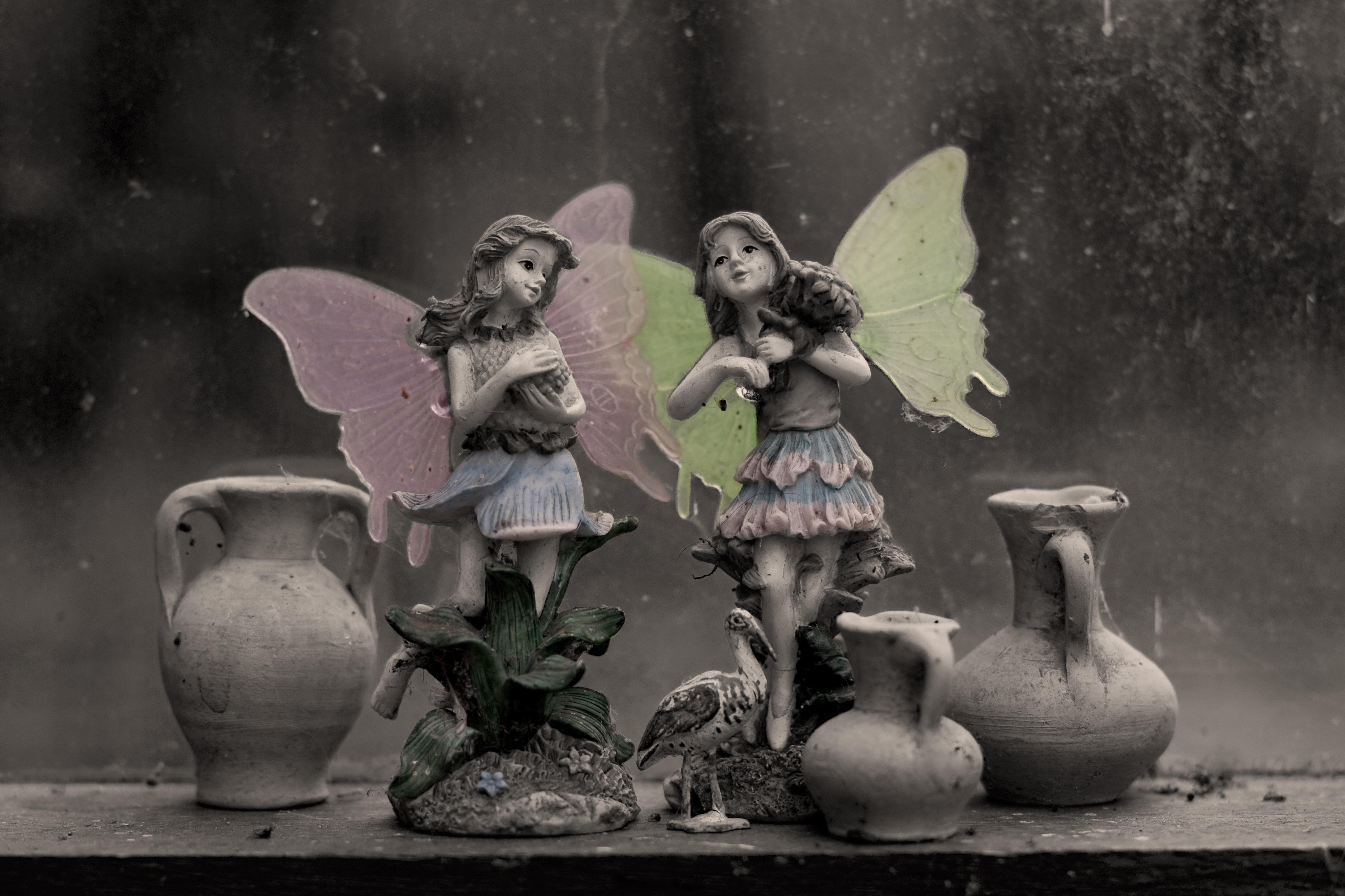 Sylvia's Fairies