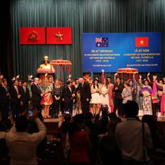 45th Anniversary Celebration Vietnam