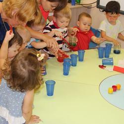 Частный детский сад Malinka school
