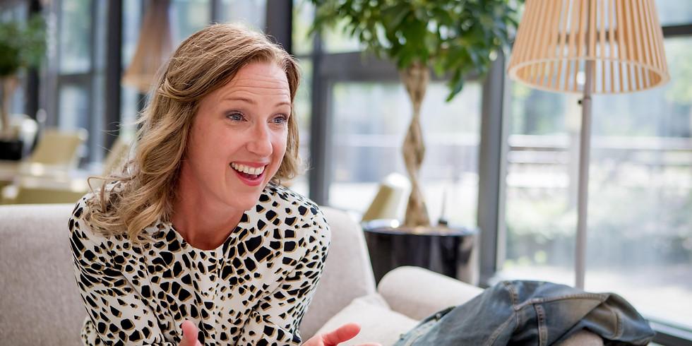Inspirationsföreläsning med Mia Ingelström: Så blir du Financially Fit