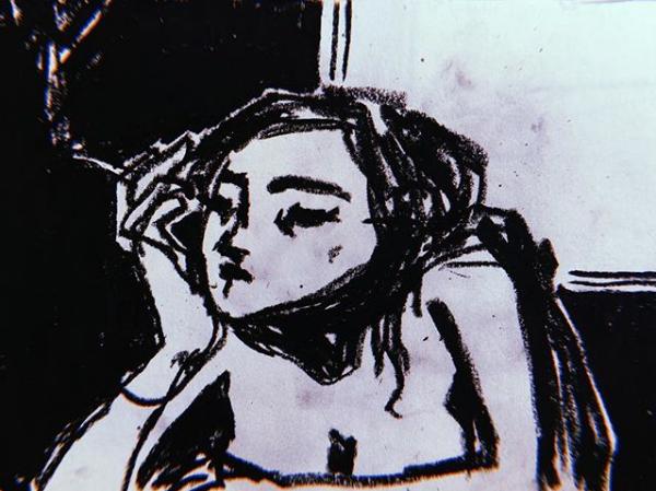 imagined self-portrait