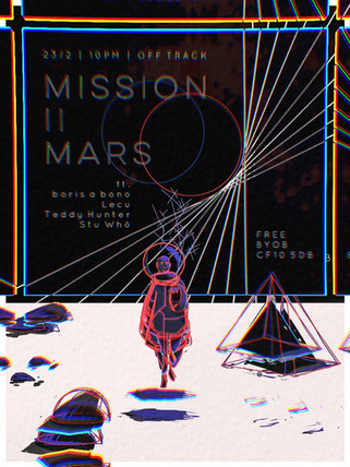 Mission II Mars