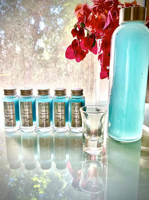 No1. Oxygen Elixir Neurotonic (2-week) Cellular Detox