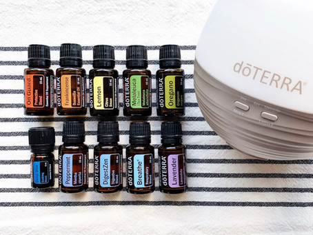 Diffuser Blends For Your Top 10