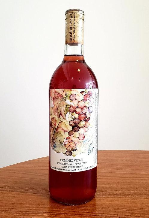 Domínio Vicari Chardonnay e Pinot Noir 2019 750ml