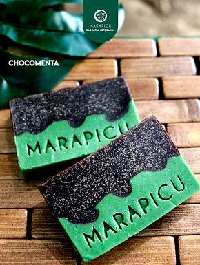 Sabonete Chocomenta Marapicu