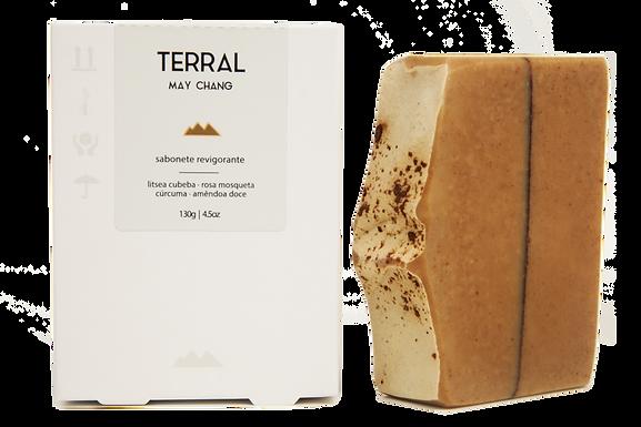 Sabonete Revigorante May Chang Terral 125g