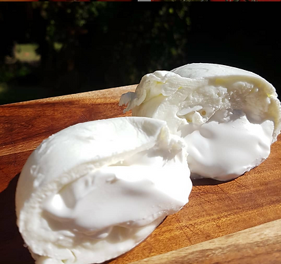 Crema de Búfala - Fazenda Santa Helena - peça