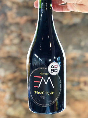 Eduardo Mendonça Pet-Nat Pinot Noir 2020 750ml