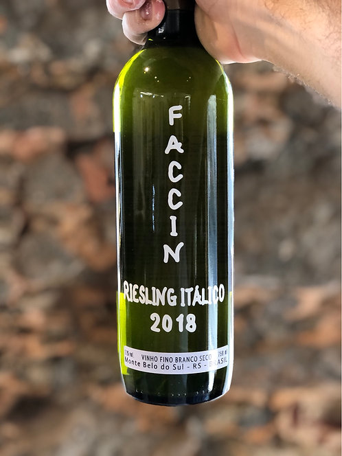 Faccin Riesling Itálico 2018 750ml