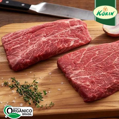 Flat Iron Steak Orgânico aprox 500g