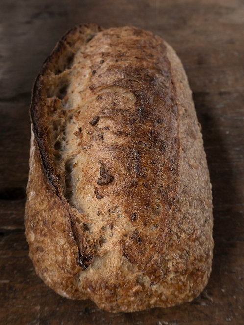 Sourdough Sementes 640 gr
