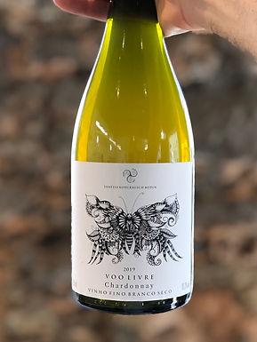 Vanessa Kohlrausch Medin Vôo Livre Chardonnay 2019 750ml