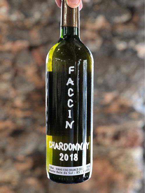 Faccin Chardonnay 2018 750ml