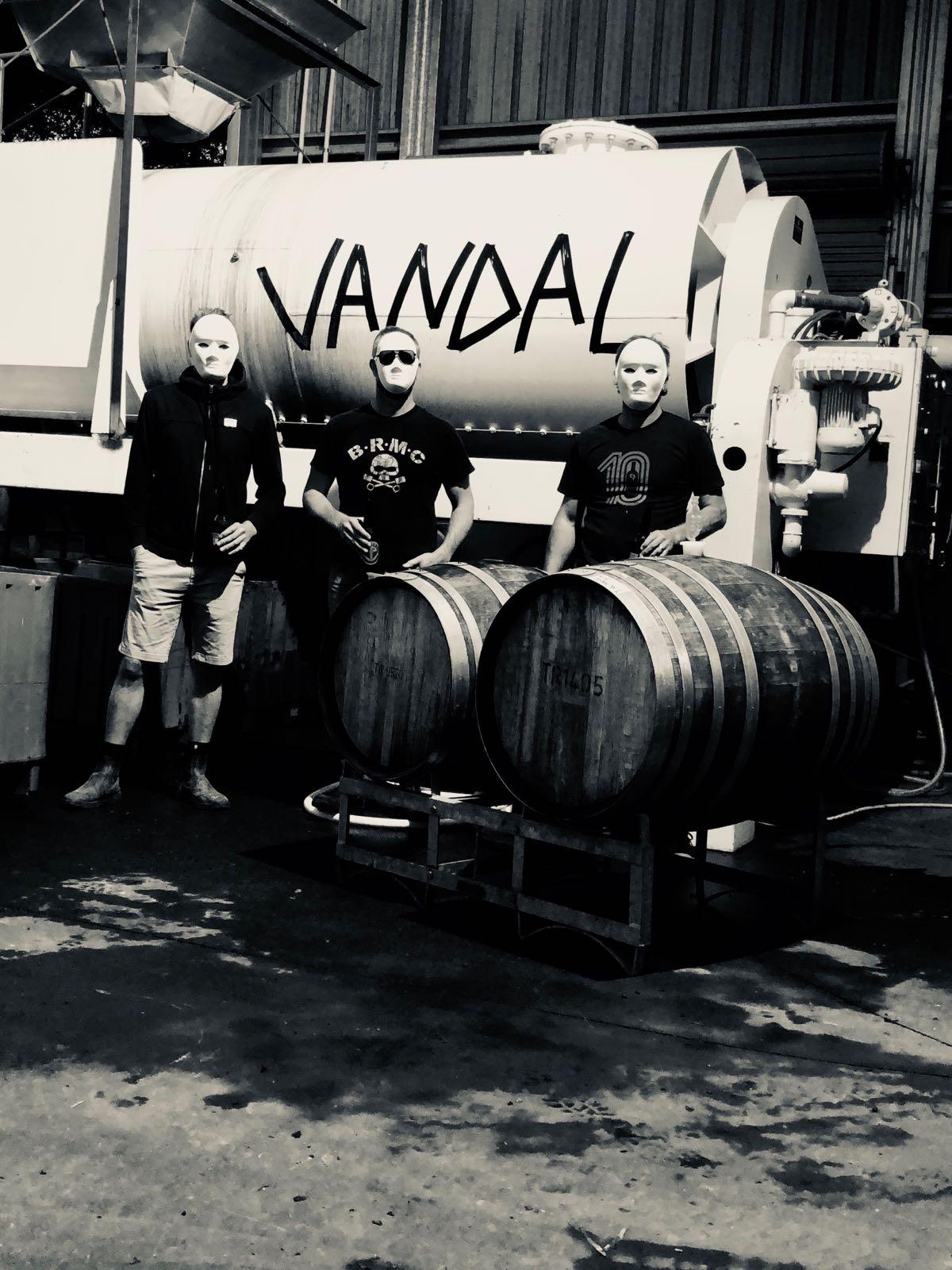 Vandal Harvest 2018