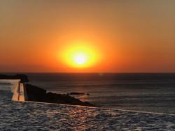 Cool Holiday Sunrise