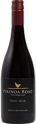 Bottle Shot - Pirinoa Road Pinot Noir NV