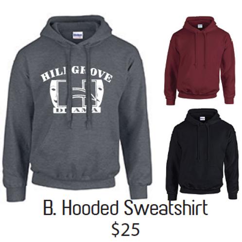 B. Hooded Sweatshirt