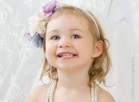 Little Hannah turned 2