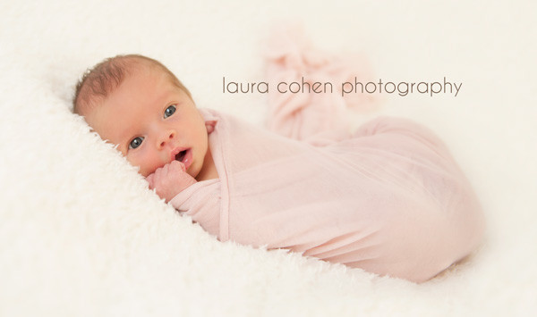 Laura Cohen Photography  in Düsseldorf, Christmas newborn in a wrap