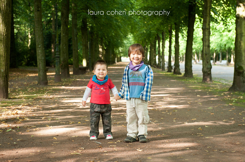 siblings at the park | family photo session