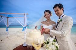Beach wedding (1)