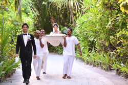 Conrad Beach Wedding image (1)