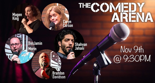 The Comedy Arena