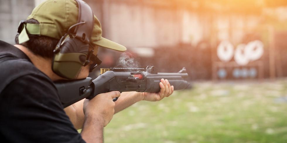 Machine Gun Shoot & Military Gun Show - Fall 2021