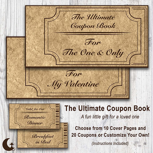 The Ultimate Coupon Book