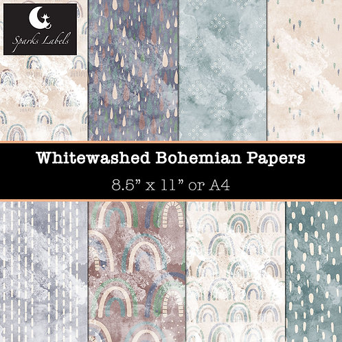 Whitewashed Bohemian Papers