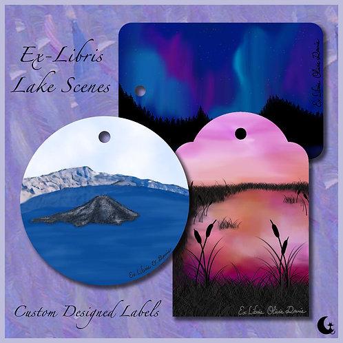 Lake Scenes (Ex-Libris)