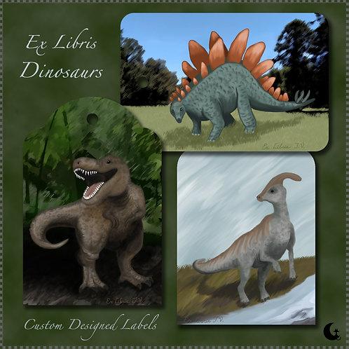 Dinosaurs (Ex-Libris)