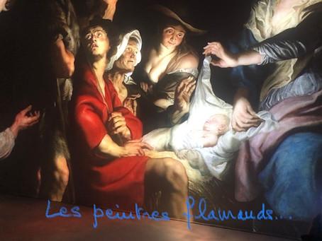 L'exposition 360° de peintres flamands à ne pas rater !!!