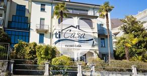 ORSELINA - Appartamento rinnovato di 3,5 locali con Vista Lago