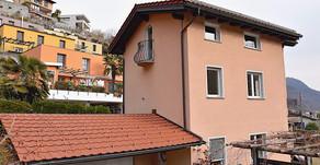 CONTRA - Casa unifamiliare con 4,5 locali e Giardino / Einfamilienhaus mit 4,5 Zimmern und Garten