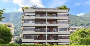 MINUSIO - Attico con 6,5 locali, Terrazza e Vista Lago / Attika mit 6,5 Zi., Terrasse und Seesicht